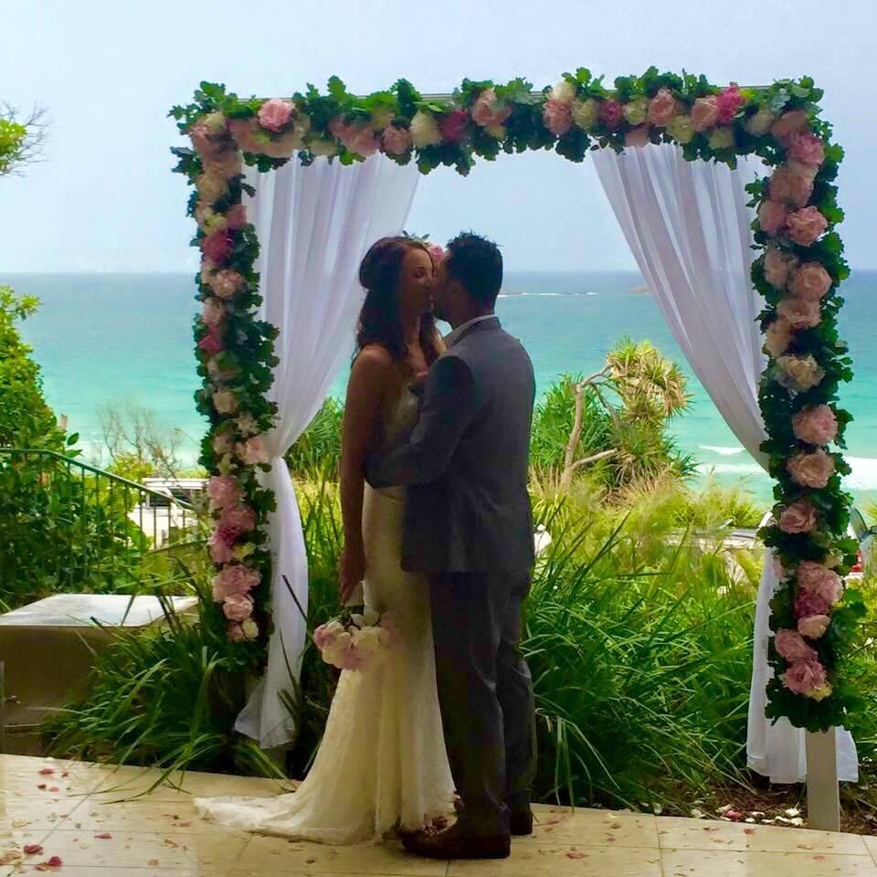 Elke Wedding Day